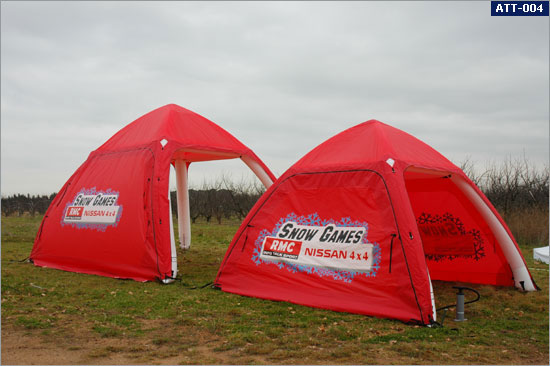 Inflatable Air Tight Tents
