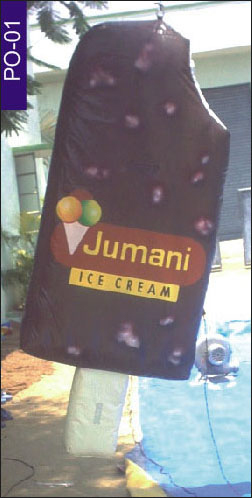 Jumani Ice Cream Pop Danglers
