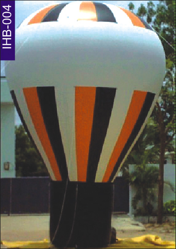Conical Shaped Inflatable