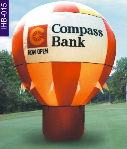 Compass Bank Inflatable