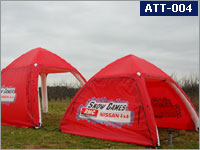 Inflatable Air Tight Tents, click here to see large picture.