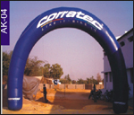 Corratec Round Arch, click here to see large picture.