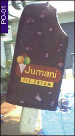 Jumani Ice Cream Pop Danglers, click here to see large picture.