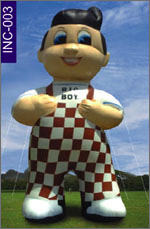 Big Boy Inflatable, click here to see large picture.