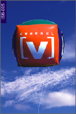 Channel V Inflatable, click here to see large picture.